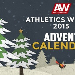 Athletics Weekly advent calendar