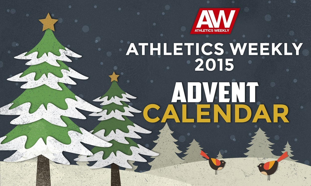 Athletics Weekly advent calendar