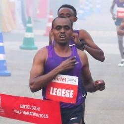 Birhanu Legese wins Delhi Half in 59:20 – weekly round-up