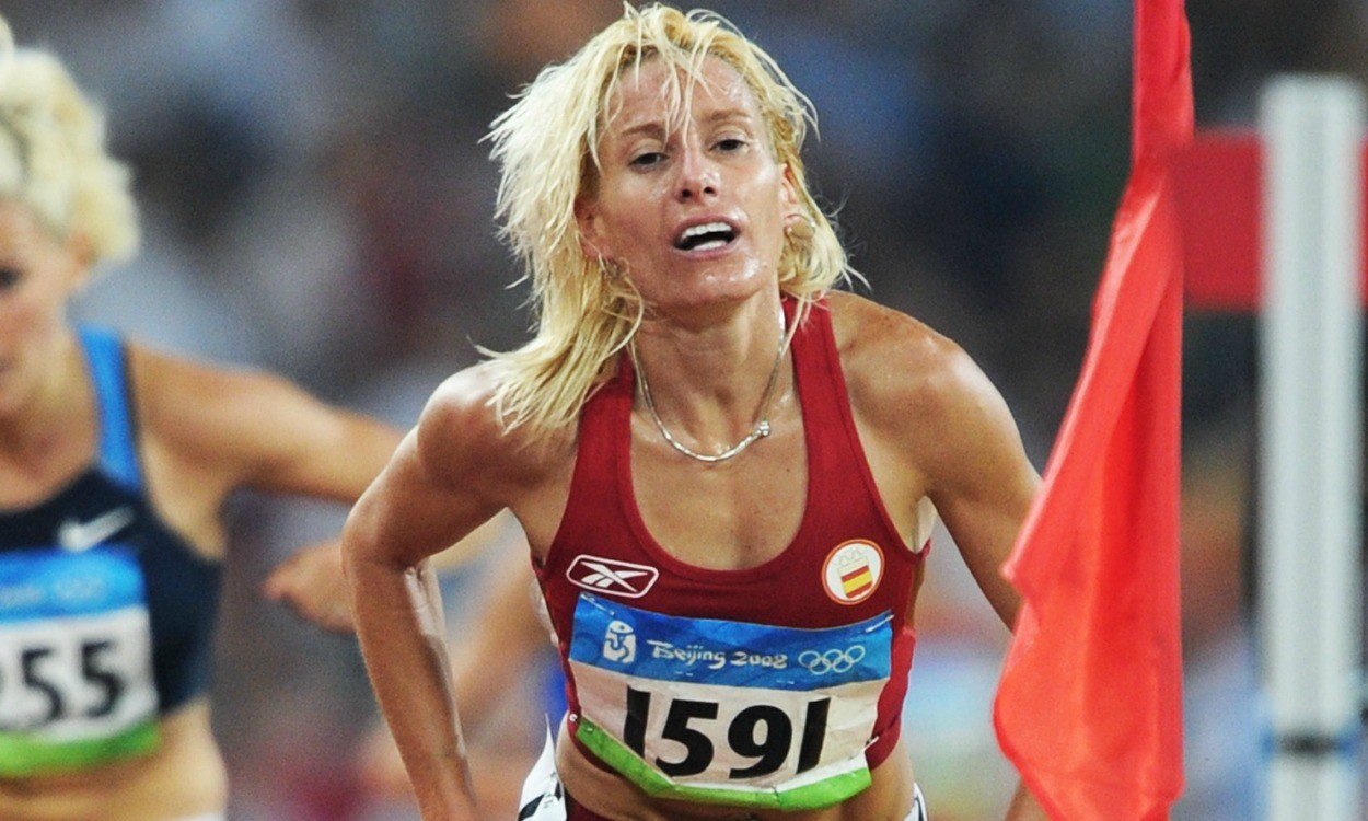 Athletics Weekly | Marta Dominguez banned for three years ...