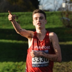 Jonny Davies and Louise Damen win MK Cross Challenge