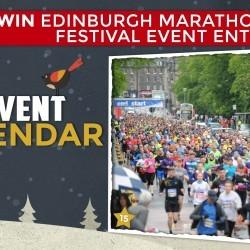 Win Edinburgh Marathon Festival event entry