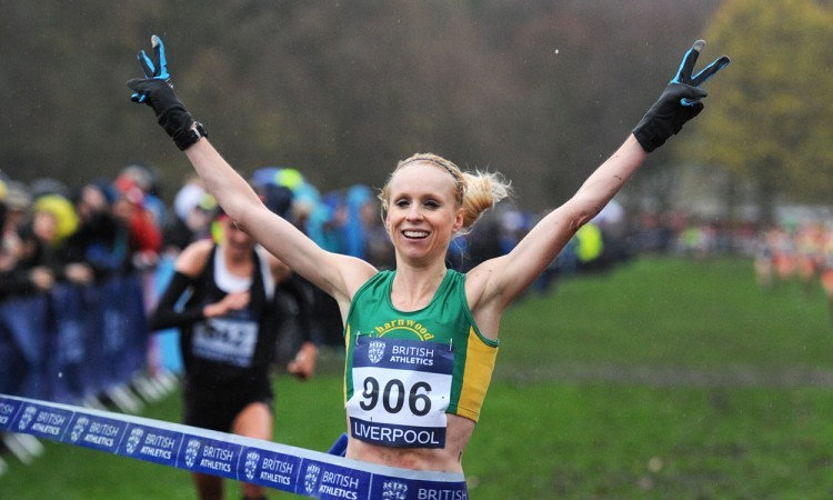 Gemma Steel and Ross Millington win at Euro Cross trial