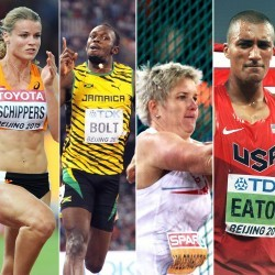 IAAF announces World Athlete of the Year finalists