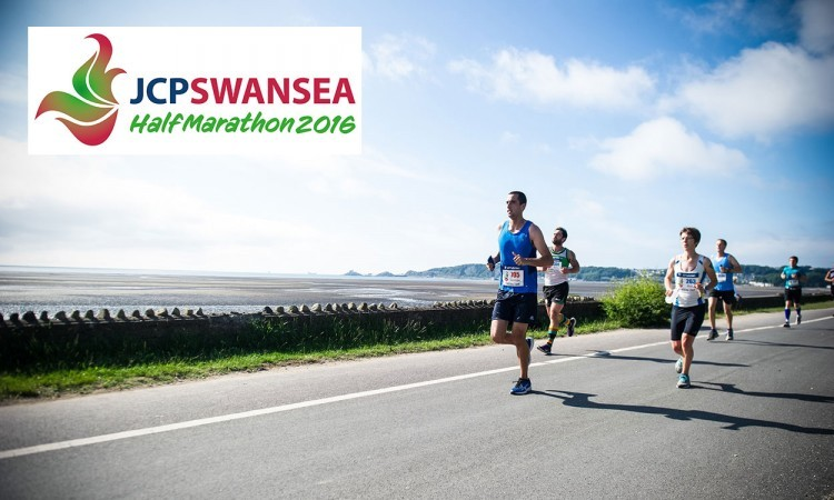 Get set for the JCP Swansea Half Marathon