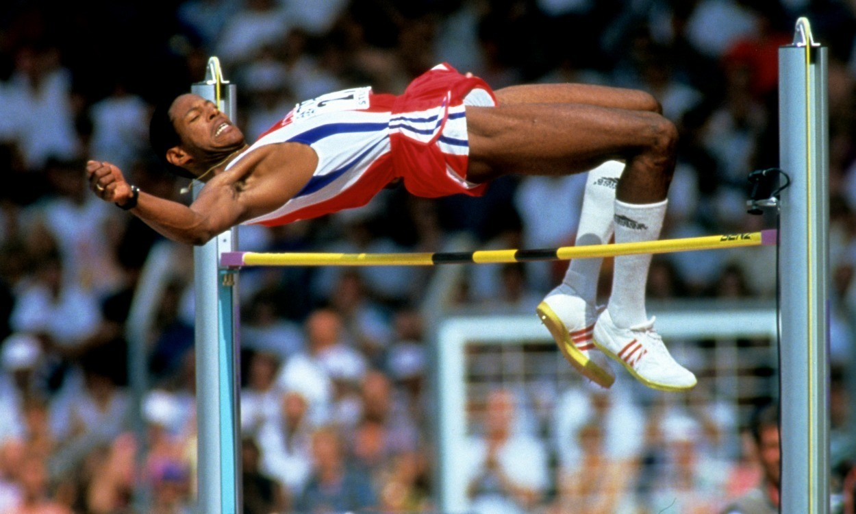 Athletics Weekly | Javier Sotomayor - Still raising the ...