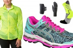 Be seen to shine - high-visibility kit