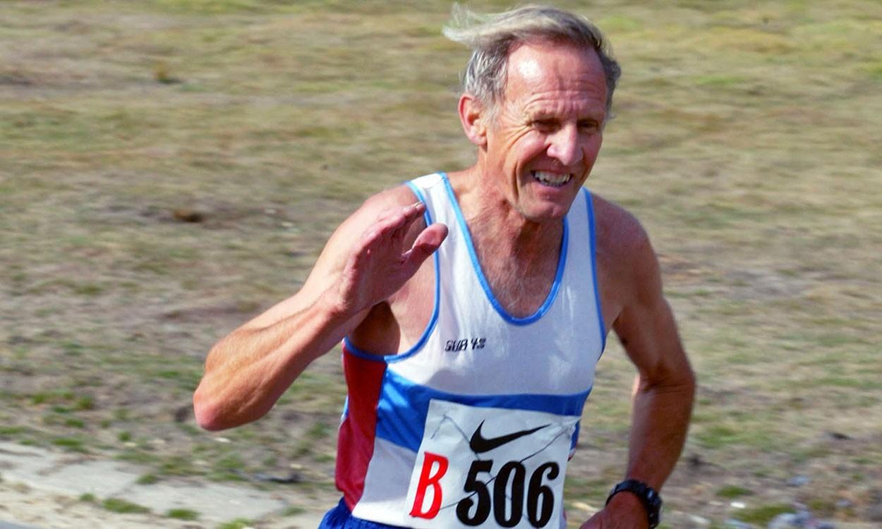 Bruce Tulloh, barefoot champion of the 1960s, dies