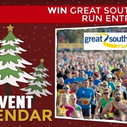 Win a pair of entries for the Great South Run