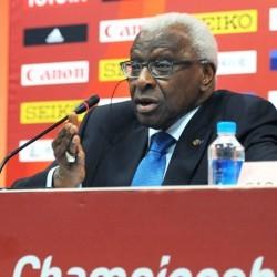 Lamine Diack provisionally suspended as IOC honorary member