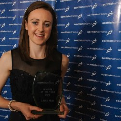 Laura Muir among Scottish Athlete of the Year nominees