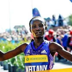 Mary Keitany and Stanley Biwott defend New York City Marathon titles