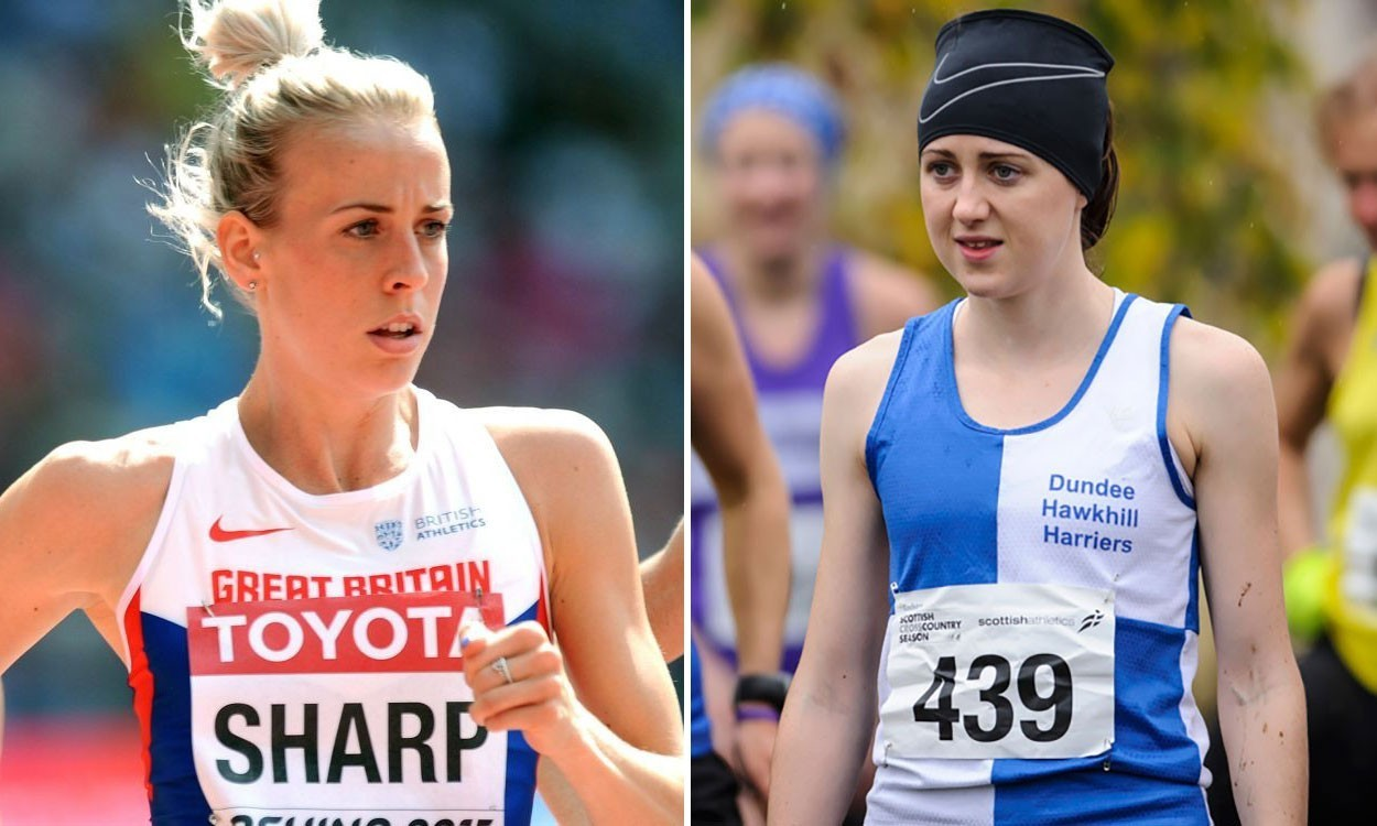 Sharp and Muir team up for Great Edinburgh International XCountry relay