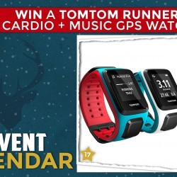 Win a TomTom Runner 2 Cardio + Music GPS watch