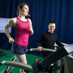 Treadmill training