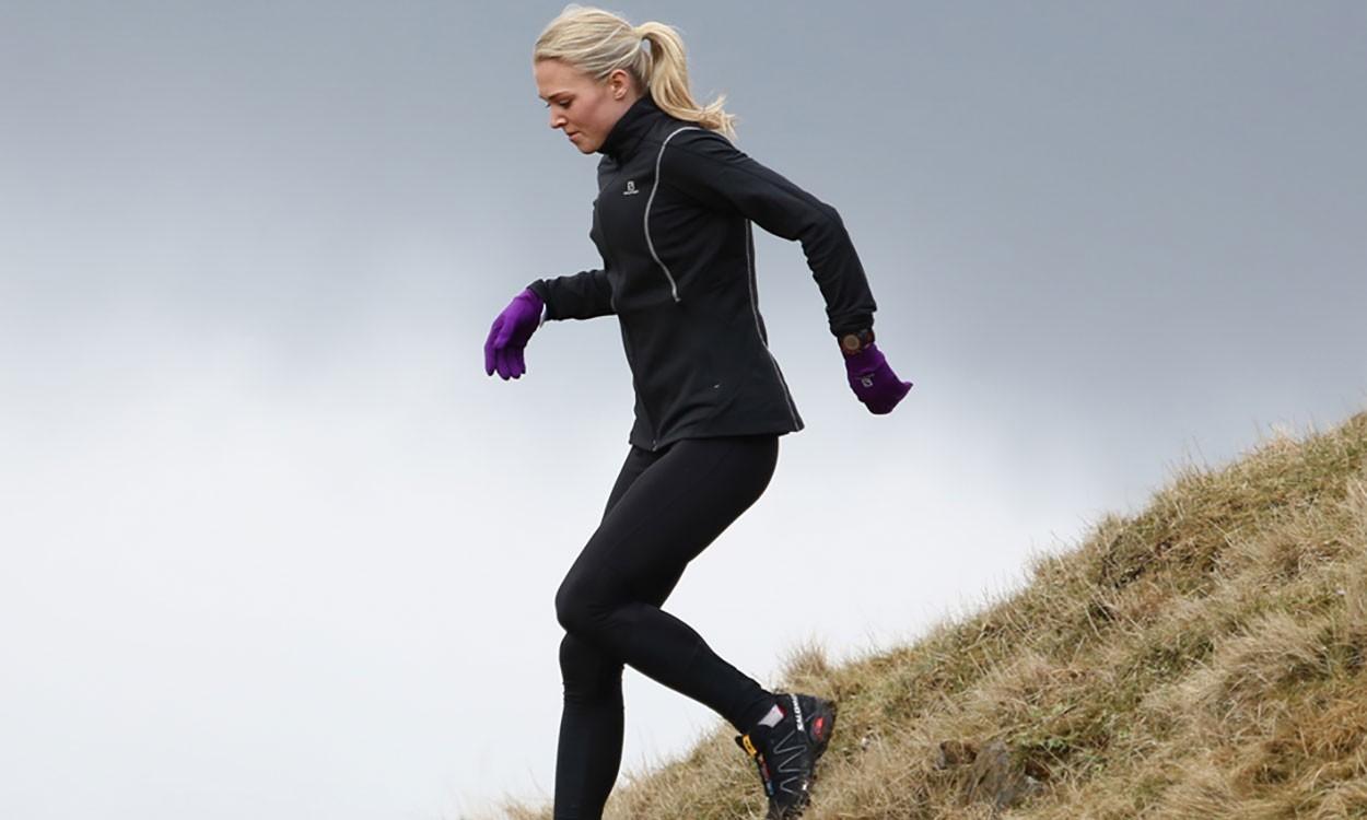Emma Clayton talks mountain running