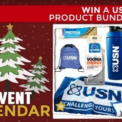 Win a USN product bundle