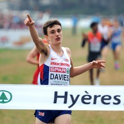 Interview with Jonny Davies after Euro Cross under-23 win