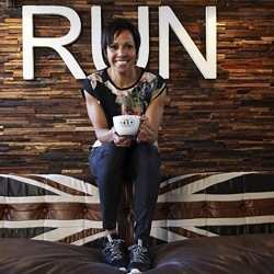 "Kelly Holmes: ""I feel like there is still more to achieve in life"""