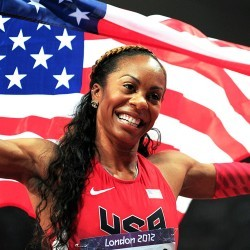 Sanya Richards-Ross – a personal memory