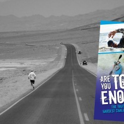Win a copy of new book 'Are You Tough Enough?'