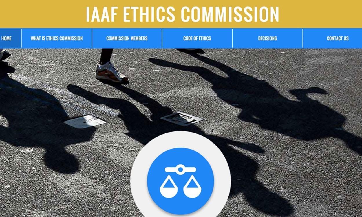 Three senior officials appeal IAAF life bans