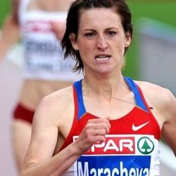 Euro medallist Irina Maracheva among four Russians banned for doping