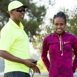 Coach Jama Aden arrested as part of anti-doping operation