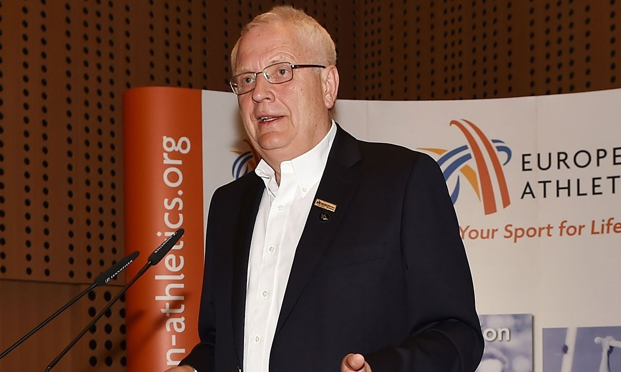 European Athletics president Hansen will raise transfer of allegiance debate with IAAF