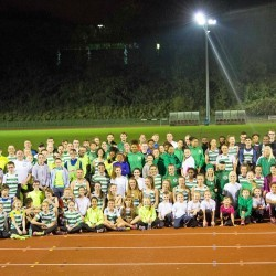 Club night – Tipton Harriers