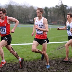 Dewi Griffiths and Caryl Jones among Cardiff Cross Challenge winners