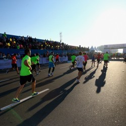 Standard Chartered Dubai Marathon replay