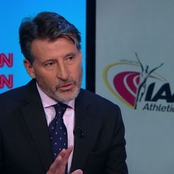 "IAAF president Seb Coe: ""There is no cover up"""