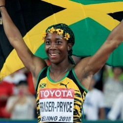 Shelly-Ann Fraser-Pryce's journey to the top