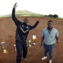 Caleb Ndiku stars in new rap song and video