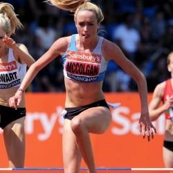 Eilish McColgan set to return at Armagh International