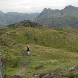 Training: Peak on the fells