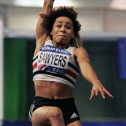 Jazmin Sawyers seeks further success after coach switch