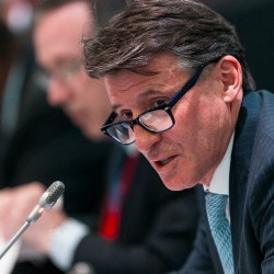 WADA interview with Seb Coe