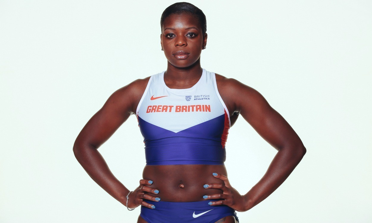 Athletics weekly asha philip to captain gb team at world indoor