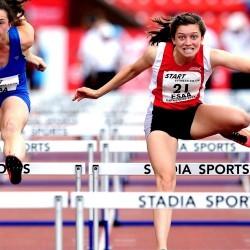 Isabel Wakefield making great strides