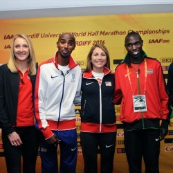Mo Farah faces tough test at World Half Marathon Champs