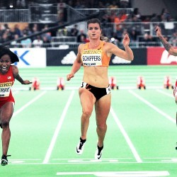 US gold rush at World Indoors