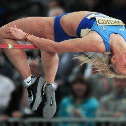 World Indoors medallist Anastasiya Mokhnyuk tests positive for meldonium