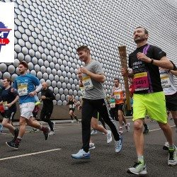 Birmingham to host major international marathon