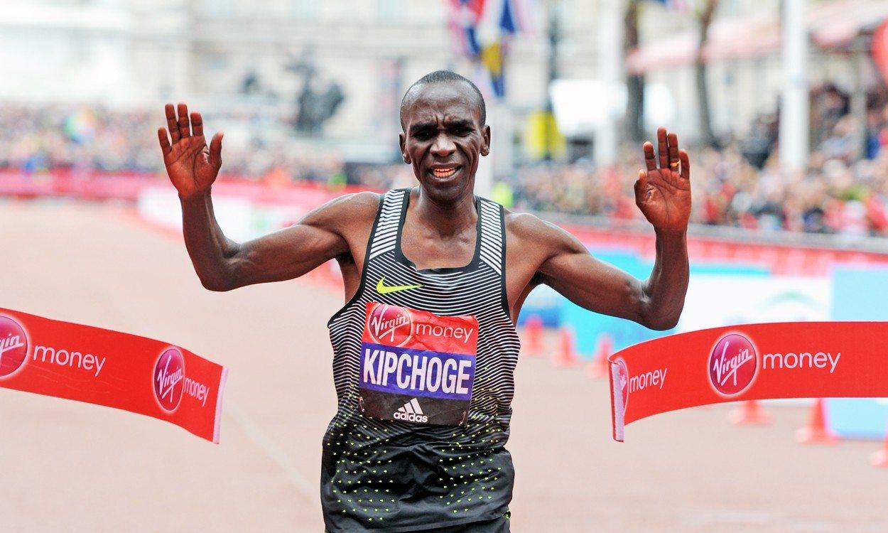 Eliud Kipchoge targets London Marathon hat-trick
