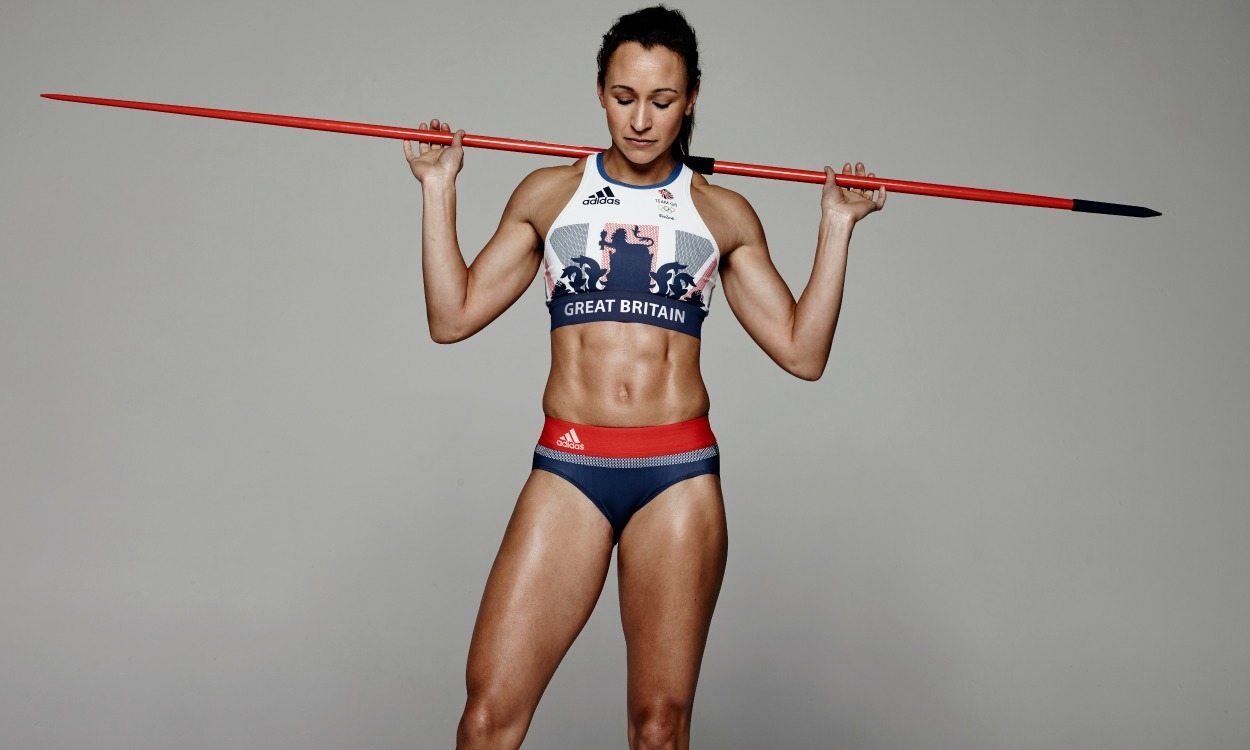 Jessica Ennis-Hill helps to launch GB kit for Rio 2016