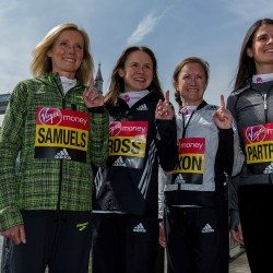 Rio Olympic places up for grabs for British women at London Marathon