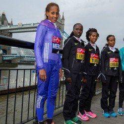 Aselefech Mergia keen to regain London Marathon title