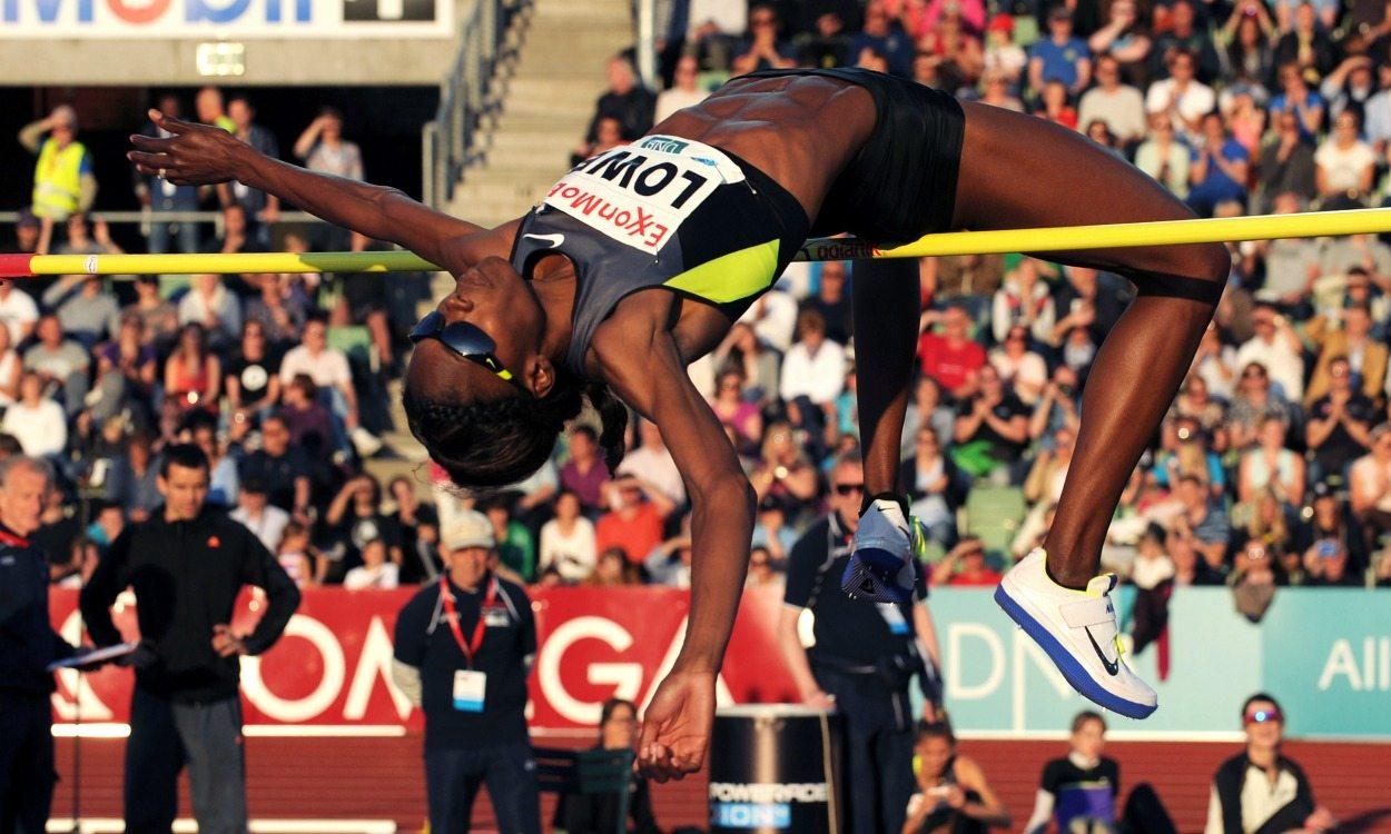 Chaunte Lowe's high jump life